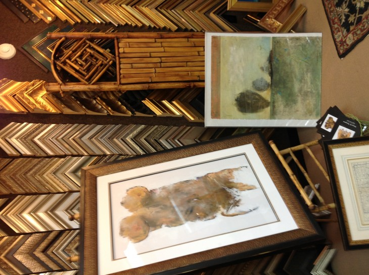 Body Prints & Custom Framing